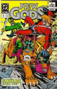 The New Gods (2nd Series) 1989 - 1991 #9