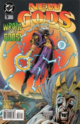 The New Gods (3rd Series) #3
