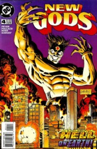 The New Gods (3rd Series) 1995 - 1997 #4