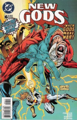 The New Gods (3rd Series) #6