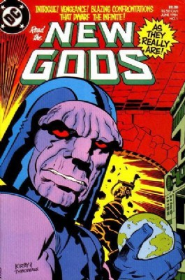 The New Gods (Limited Series) #1