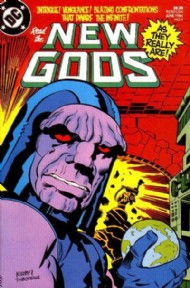 The New Gods (Limited Series) 1984 #1