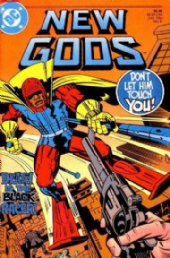 The New Gods (Limited Series) 1984 #2