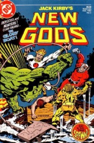 The New Gods (Limited Series) 1984 #3