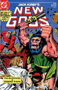 The New Gods (Limited Series) 1984 #4