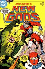 The New Gods (Limited Series) 1984 #5