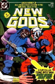 The New Gods (Limited Series) 1984 #6