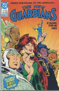 The New Guardians 1988 - 1989 #1