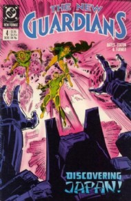 The New Guardians 1988 - 1989 #4