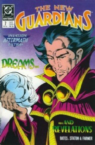 The New Guardians 1988 - 1989 #7
