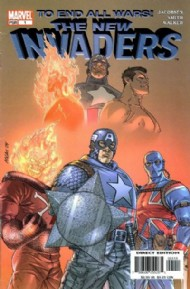 The New Invaders 2004 - 2005 #1