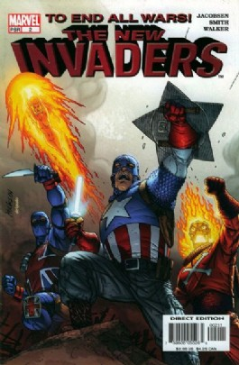 The New Invaders #2