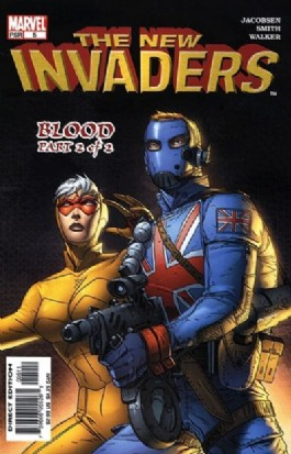 The New Invaders #5