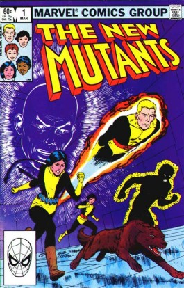 The New Mutants (1st Series) #1