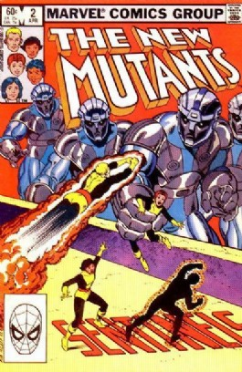 The New Mutants (1st Series) #2