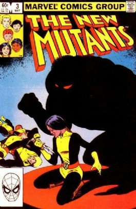 The New Mutants (1st Series) #3
