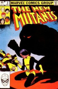 The New Mutants (1st Series) 1983 - 1991 #3