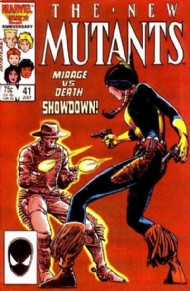 The New Mutants (1st Series) 1983 - 1991 #41