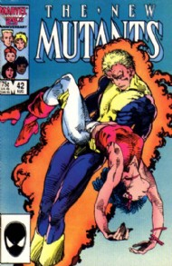 The New Mutants (1st Series) 1983 - 1991 #42