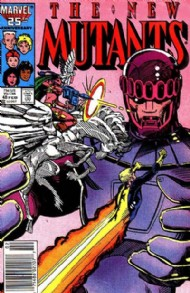 The New Mutants (1st Series) 1983 - 1991 #48