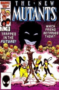 The New Mutants (1st Series) 1983 - 1991 #49