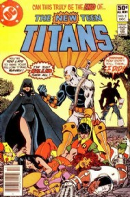 The New Teen Titans (1st Series) 1980 - 1988 #2