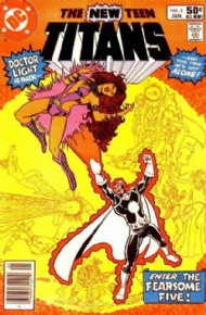 The New Teen Titans (1st Series) 1980 - 1988 #3