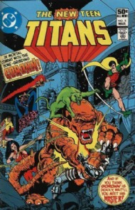 The New Teen Titans (1st Series) 1980 - 1988 #5