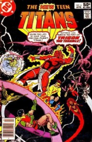The New Teen Titans (1st Series) 1980 - 1988 #6