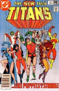 The New Teen Titans (1st Series) 1980 - 1988 #9