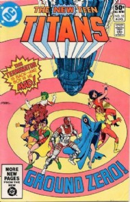 The New Teen Titans (1st Series) 1980 - 1988 #10