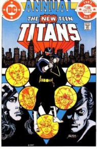 The New Teen Titans (1st Series) Annual 1982 #2