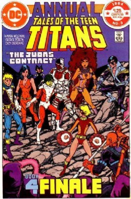 The New Teen Titans (1st Series) Annual #3