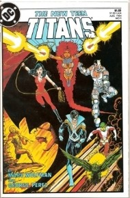 The New Teen Titans (2nd Series) 1984 - 1988 #1