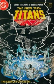 The New Teen Titans (2nd Series) 1984 - 1988 #2