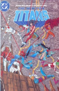 The New Teen Titans (2nd Series) 1984 - 1988 #3
