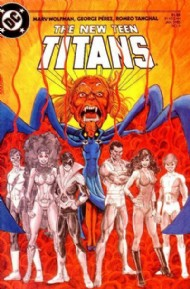 The New Teen Titans (2nd Series) 1984 - 1988 #4