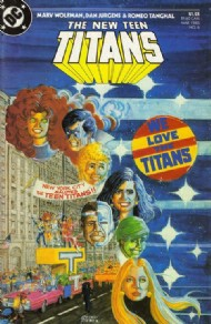 The New Teen Titans (2nd Series) 1984 - 1988 #6