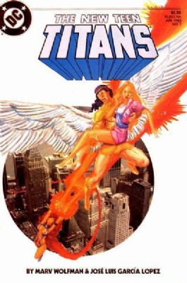 The New Teen Titans (2nd Series) #7