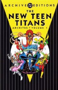 The New Teen Titans Archives 1999 #1