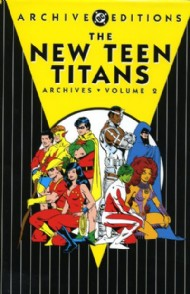 The New Teen Titans Archives 1999 #2