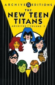 The New Teen Titans Archives 1999 #3
