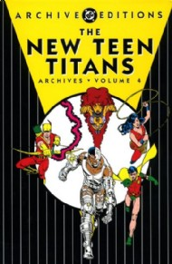 The New Teen Titans Archives 1999 #4