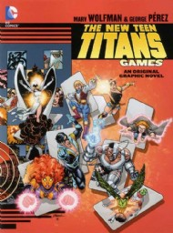 The New Teen Titans: Games 2011
