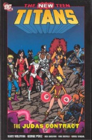 The New Teen Titans: the Judas Contract 1988
