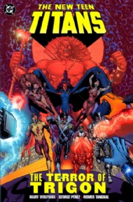 The New Teen Titans: the Terror of Trigon 2003