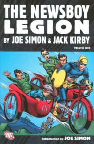 The Newsboy Legion by Joe Simon and Jack Kirby 2010 #1