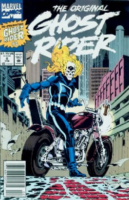 The Original Ghost Rider #8