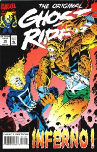 The Original Ghost Rider 1992 - 1994 #16