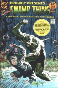 The Original Swamp Thing Saga 1977 - 1980 #1